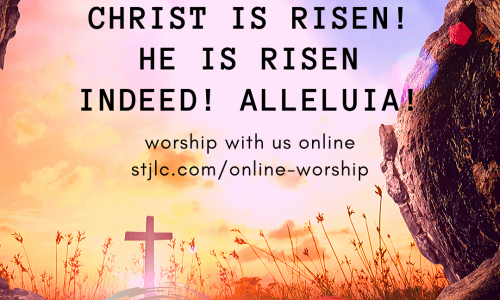 Easter Sunday Online Worship Available Now!