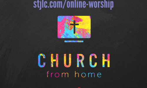 Online Worship – May 16th/17th, 2020