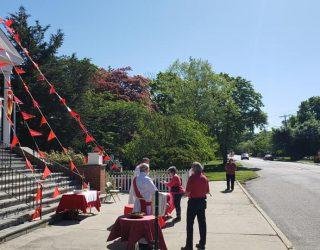 Communion Celebration 6/21, 9am-11am