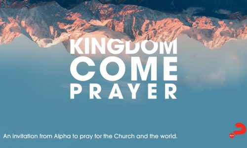"""Kingdom Come"" Prayer Meeting – Wednesday, August 19th – 7:30pm"