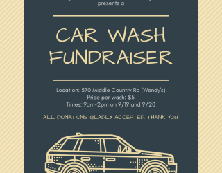 Eagle Scout Car Wash Fundraiser this weekend!