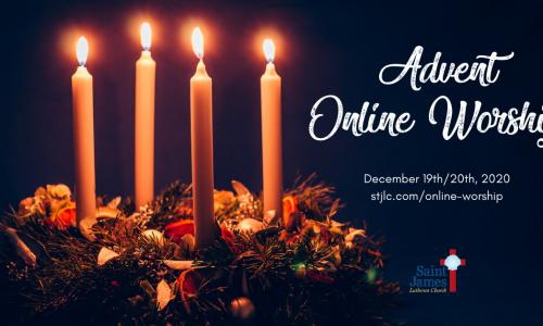 Online Worship – Dec 20th, 2020
