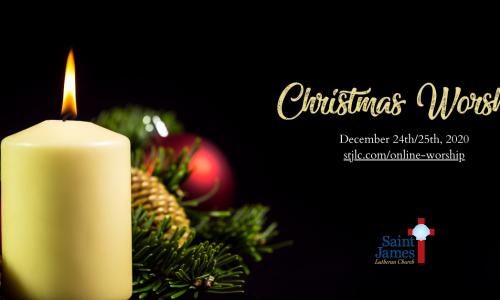 Online Christmas Worship – Dec 24th/25th, 2020