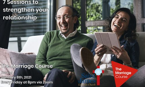 You're Invited to The Marriage Course Online!