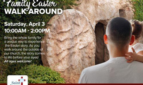 Family Easter Walk-Around