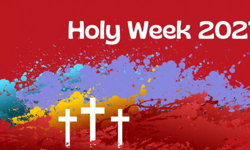 Holy Week at STJLC