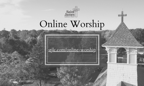 Online Worship – May 15th, 2021